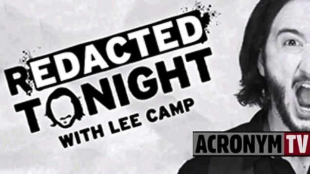Вечерен коментар с Лий Кемп – 3 / Redacted Tonight with Lee Camp