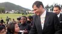 Реч на бившия президент на Еквадор РАФАЕЛ КОРЕА (2012)