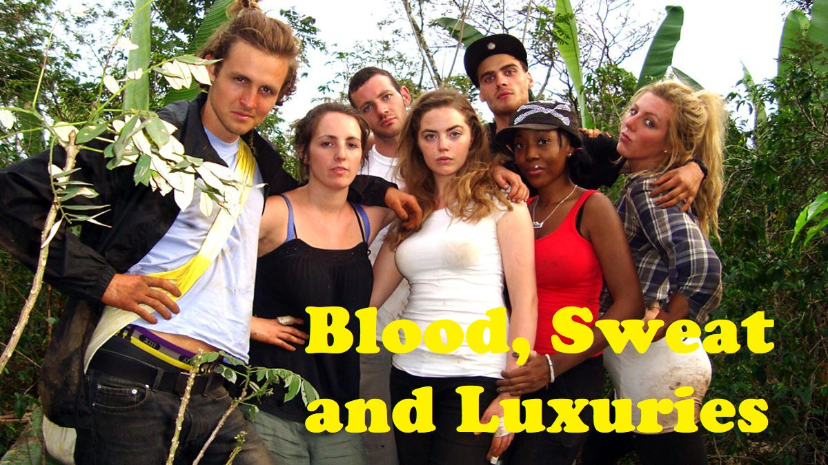 Кръв, пот и лукс