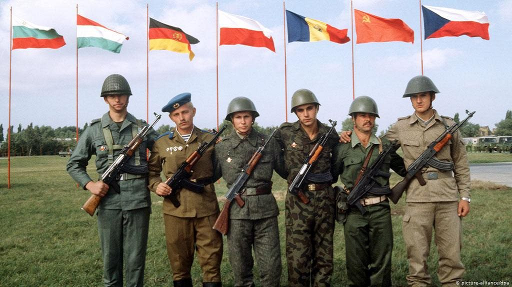 Щит '82 - най-голямото военно учение в България
