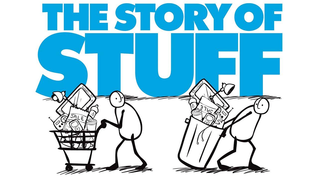 Историята на нещата