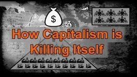 how capitalism is killing itself
