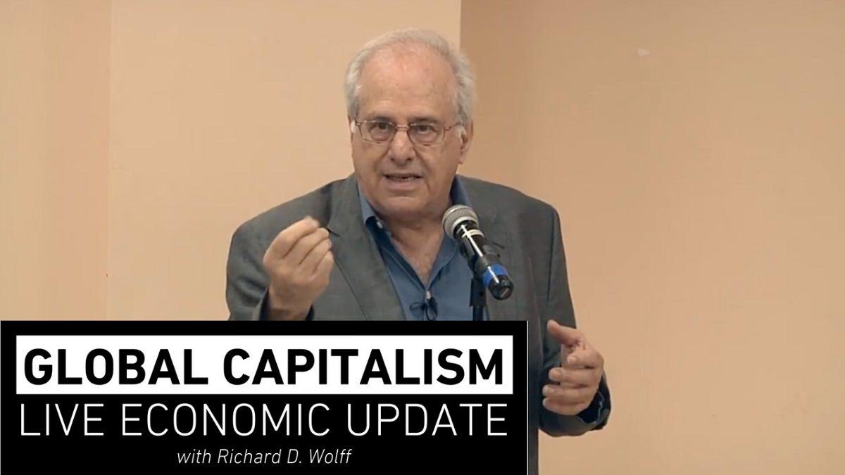 Икономически преглед с Ричард Улф 2020