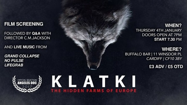 Клетки: Скритите ферми на Европа / Klatki: The Hidden Farms of Europe (2018)