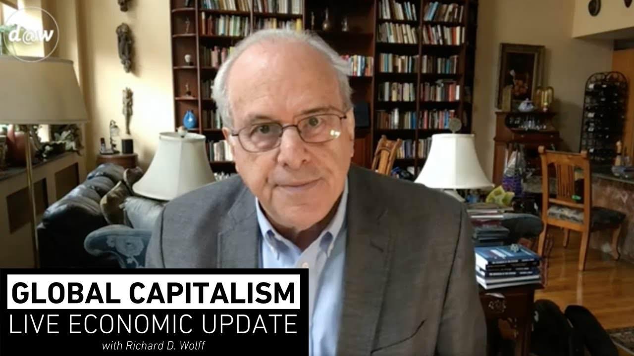 Икономически преглед с Ричард Улф 2021